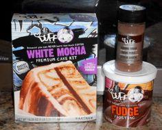Duff Goldman Premium Cake Mixes and Frosting + Giveaway | http://twoclassychics.com/2014/01/duff-goldman-premium-cake-mixes-and-frostings/