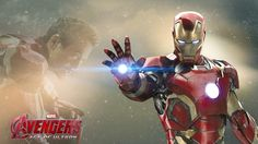 Download Iron Man Tony Stark 4k Wallpaper Avengers Age of Ultron 3840x2160