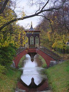 Санкт-Петербург, Царское Село Крестовый мост