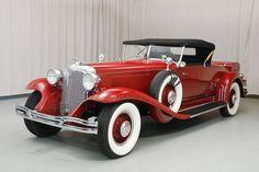 1931 Chrysler CG Imperial Roadster - Hyman Ltd. Classic Cars