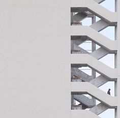 peterboyden Brutalist, Architecture Details, Interior Architecture, Stairs Architecture, Concrete Architecture, Light Architecture, Concrete Facade, Beirut, Roof Design