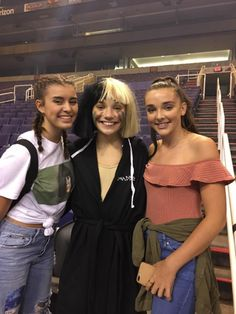 "These girls are all amazing dancers. I'm so proud to see what amazing role models these girls have become and the great opportunities they have gotten. In the words of nia they ""slay"""