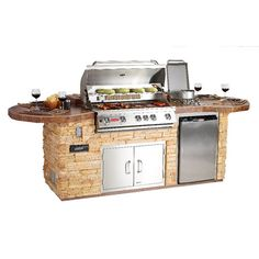 12 Best Pre Fab Bbq Island Images Outdoor Cooking Outdoor