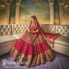 name of indian wedding dress Indian Bridal Outfits, Indian Bridal Fashion, Indian Bridal Wear, Indian Wear, Indian Wedding Lehenga, Bridal Lehenga Choli, Red Lehenga, Designer Bridal Lehenga, Pakistani Bridal Dresses