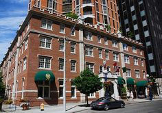 ArgyleEmpire: Destination Toronto: Windsor Arms Hotel ~ Click the picture for the blog post by Cranberry + new pinterest board in honor of Toronto:  http://pinterest.com/randomcran/toronto/