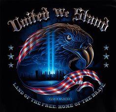 United We Stand ~ God Bless America