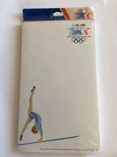 elf 1984 Olympics Bus Token  Weight Lifting