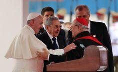Papa Franjo se u Kubi sastao s Fidelom Castrom!