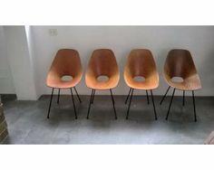 Sedie gavina ~ Sei sedie cesca design marcel breuer per gavina anni 60 del 900