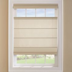 Interior Window Trim, Shades Blinds, Door Shades, Blinds For Windows, Window Blinds, Custom Window Treatments, Custom Windows, Bay Window, Window Grill