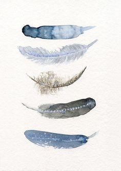 Mi nueva obsesión: plumas