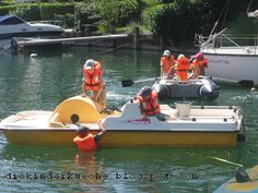 Port Ripaille Genfer See Urlaubsbericht Lagune Familienurlaub Die_Kinderkueche