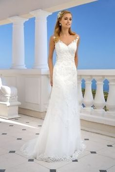 WHOLE WEDDING DRESS COLLECTION Wedding dresses by Ladybird Bridal Discover your dream wedding dress in the extensive wedding dress collection of Ladybird bridal. These affordable designer wedding dresses are stylish and have the perfect fit for any figure. Each bride is unique and