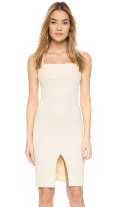 Bailey44 Viper Dress - Champagne | SHOPBOP saved by #ShoppingIS