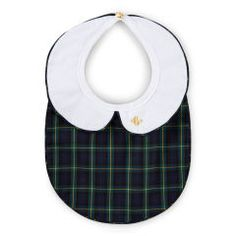 Peter Pan Collar Bib - Accessories   Baby - RalphLauren.com