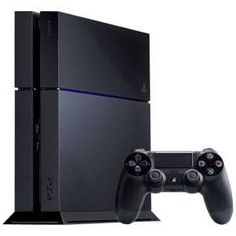 Playstation 4 - Next Gen console that I look foward to getting for X-mas or my birthday which is less than a month apart