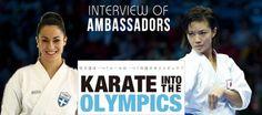 Entrevistas de Rika Usami y Giorgina Xenou por la WKF