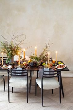 A Contemporary Cobble Hill Townhouse Filled with Light + Dark Contrasts Built In Pantry, Iron Furniture, Thanksgiving Tablescapes, Fruit In Season, Light In The Dark, Dining Table, Dining Room, Kitchen Dining, Townhouse