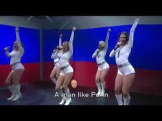 John Oliver 'warns' Donald Trump about Vladimir Putin