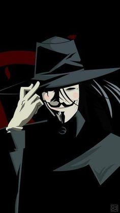 Vendetta iPhone 5C / 5S wallpaper