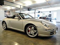 Cars Dawydiak 2006 Porsche 911 Carrera S -