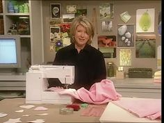 Make A Reversible Fleece Baby Blanket Videos   Crafts How to's and ideas   Martha Stewart