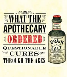 Shire Publishing - What the Apothecary Ordered - Out August 10 2014