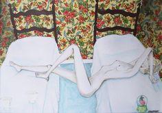 A volte sogno di avere calici di cristallo sul mio letto, e non posso muovere un muscolo, sennò i calici cadono e si rompono.www.drunkenrabbit.jimdo.comValentina Guasconi Properties