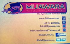 Mijawara   MieHijau   mie sehat   mie organic