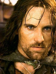 Viggo Mortenson ~ Aragorn.