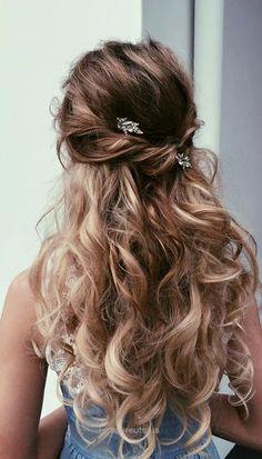 Wedding hairstyle idea; Featured: Ulyana Aster… Wedding hairstyle idea; Featured: Ulyana Aster http://www.tophaircuts.us/2017/05/03/wedding-hairstyle-idea-featured-ulyana-aster/