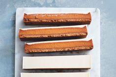 Everybody loves a caramel slice, but we're willing to bet you've not had one like this before.