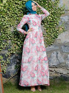PENGEN bgt nyobain flower print dress/ floral dresses. huhuhuhu, durung kelakon