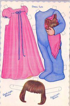 Queen Holden's Sleeping Dolls