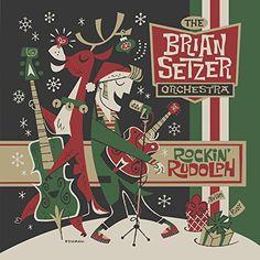 Setzer,Brian Orchestra- Rockin' Rudolph