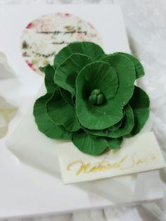 Flower soap 2