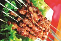 Brochettes de porc mariné de Hôi An - Le Courrier du VietNam