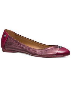 COACH Chelsea Flats - COACH - Shoes - Macy's