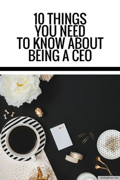 As an online business manager, I see so many CEO's missing these key things in their biz!
