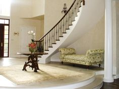 A well-designed entryway sets the tone for your entire home. See how top designers create a welcoming and stunning foyer.