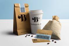 Boulangerie 41 — The Dieline - Branding & Packaging