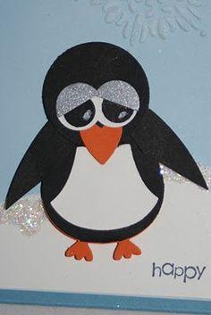 penguin punch art