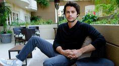 """Dylan O'Brien opens up about his """"Maze Runner"""" accident and proves his leading man credentials with """"American Assassin"""""""