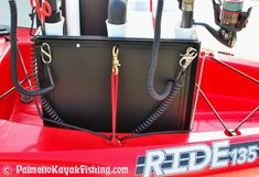 Locking Kayak Storage The kayak crate. It is probably one of the most coveted pieces of equipment a kayak fisherman can own and for good reason. Inflatable Fishing Kayak, Kayak Fishing, Fishing Stuff, Saltwater Fishing, Fishing Boats, Kayaking Tips, Whitewater Kayaking, Pvc Rod Holder, Best Fishing Bait
