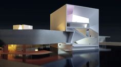 Culture and Art Center of Qingdao City - Steven Holl Architects