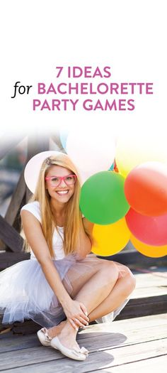 fun bachelorette party game ideas #weddings #brides