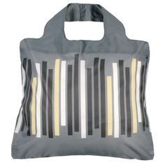 Envirosax are awesome for groceries, gym bag, etc.  Can hold 40 lbs