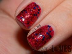 datyorkLOVES: Pure Ice Nail Polish - Twist and Shout 754CP