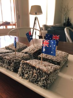 Lamingtons, Australian cakes