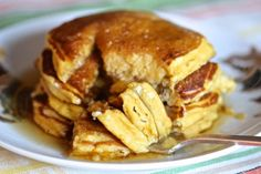 Kim Sunée: Leftover pumpkin pancakes offer plenty to be thankful for | Alaska Dispatch